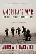 America's War Book Cover