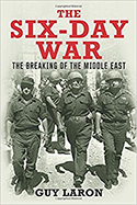 Six Day War book cover
