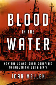 Book Cover of Blood in the Water