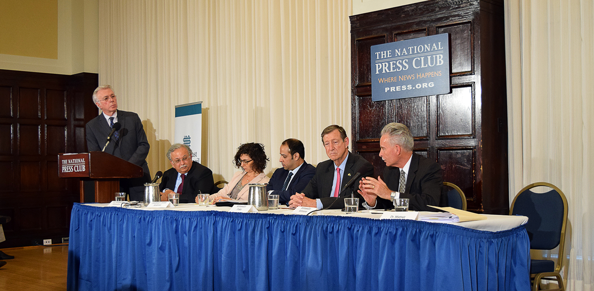 Middle East Policy Council panel on counterterrorism