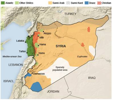 Polk Syria Map 5