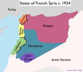Polk Syria Map 7